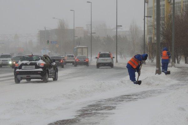 Непогода охватит многие регионы Казахстана