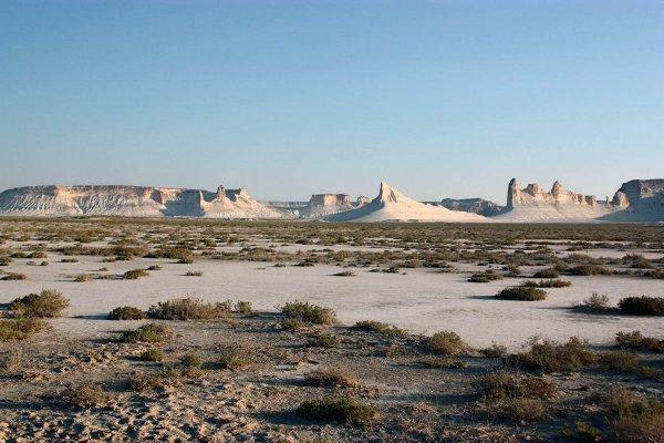 ВКазахстане обнаружен древний ледник