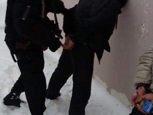 Найдены преступники, ограбившие Петропавловскую АЗС