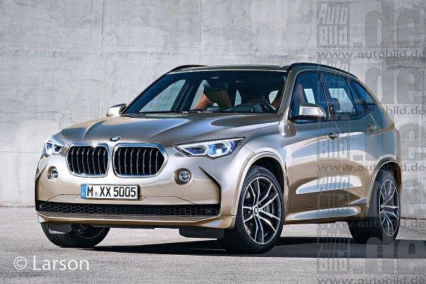 Новый BMW X5: первая информация