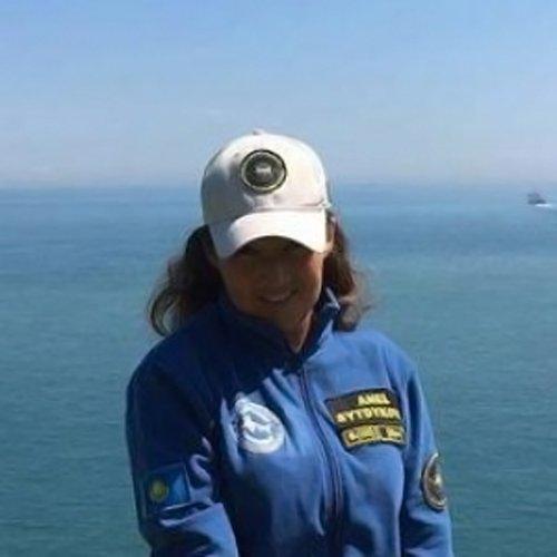 Казахстанка предприняла заплыв через Ла-Манш